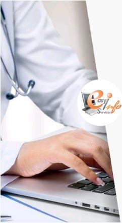 Gestion administrative des dossiers de soins pour les professionnels de santé chez Easy Info service